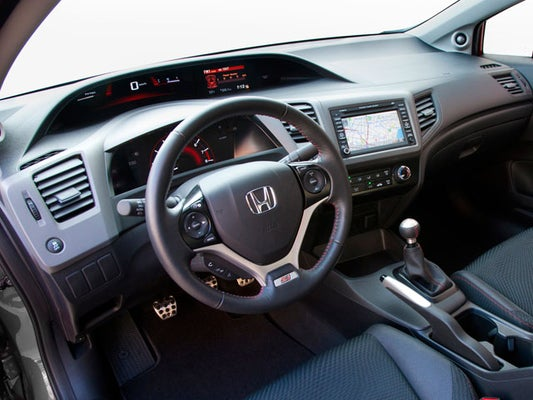 2012 civic si manual