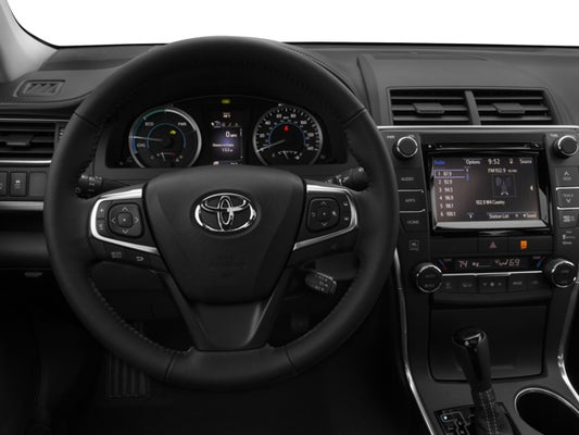 2016 Toyota Camry Hybrid Xle In Sarasota Fl Gettel Automotive Group