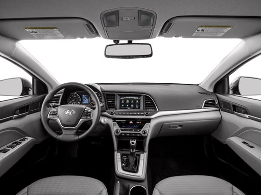 2017 Hyundai Elantra Limited In Sarasota Fl Gettel Automotive Group