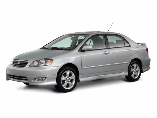 2007 Toyota Corolla S In Sarasota, FL   Gettel Automotive Group