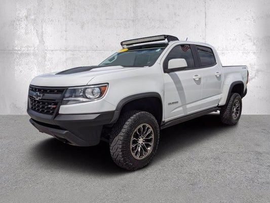 Used Chevrolet Colorado Sarasota Fl